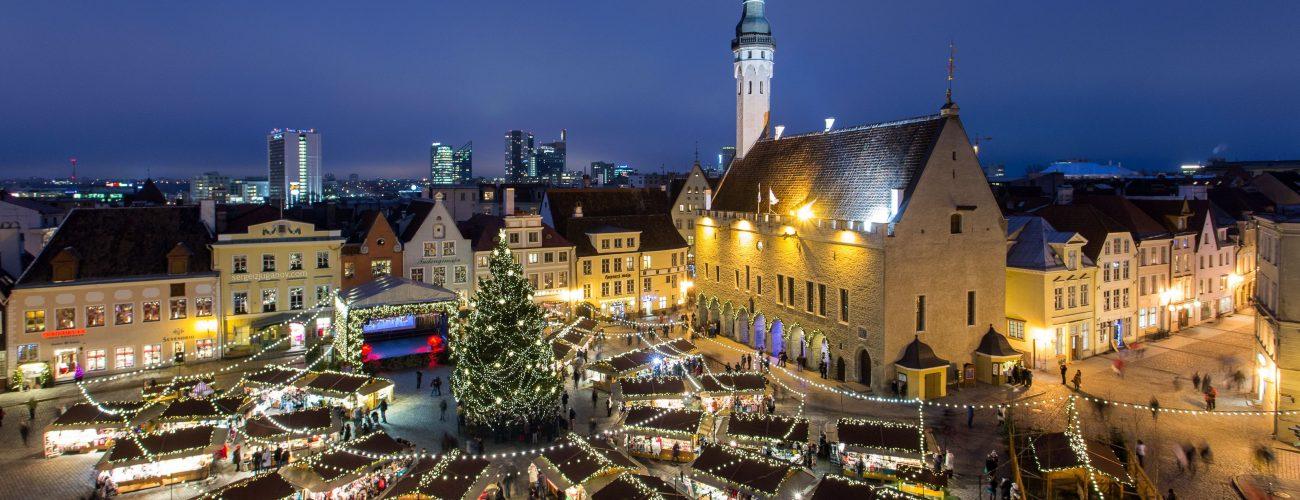 Feira de Natal de Tallinn