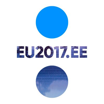 Logo of the Estonian Presidency of the Council of the European Union