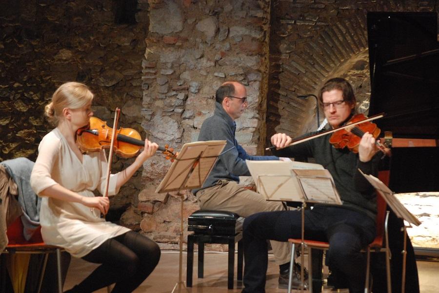 Kammermuusika kontsert Lissaboni Thalia teatris. Foto: saatkonna arhiiv