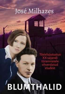 """The book """"The Blumthals"""" in Estonian. Photo: Archives of the Embassy"""