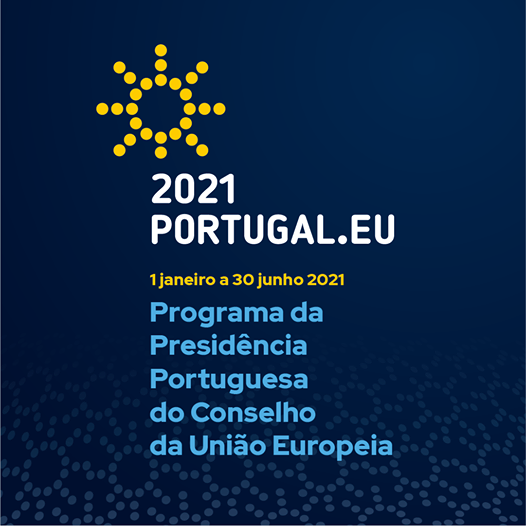 Logo of Portugal´s Presidency of the Council of the European Union