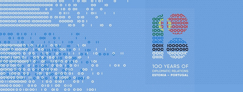 Estonia-Portugal Diplomatic Relations 100